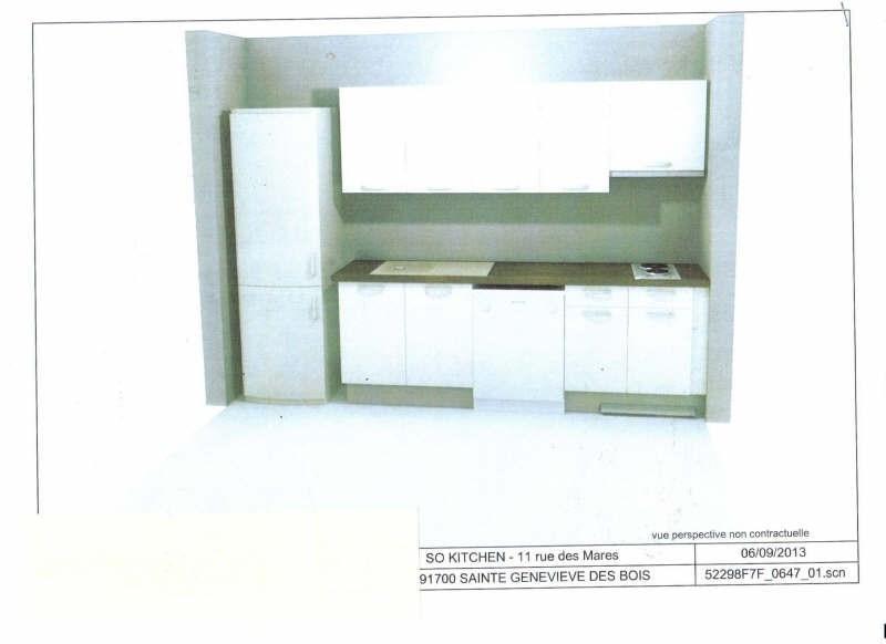 Alquiler  apartamento Bretigny sur orge 772€ CC - Fotografía 3
