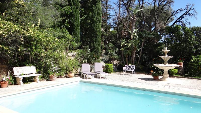 Location vacances maison / villa Cavalaire sur mer 4200€ - Photo 5