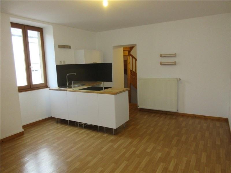 Affitto appartamento Voiron 478€ CC - Fotografia 1