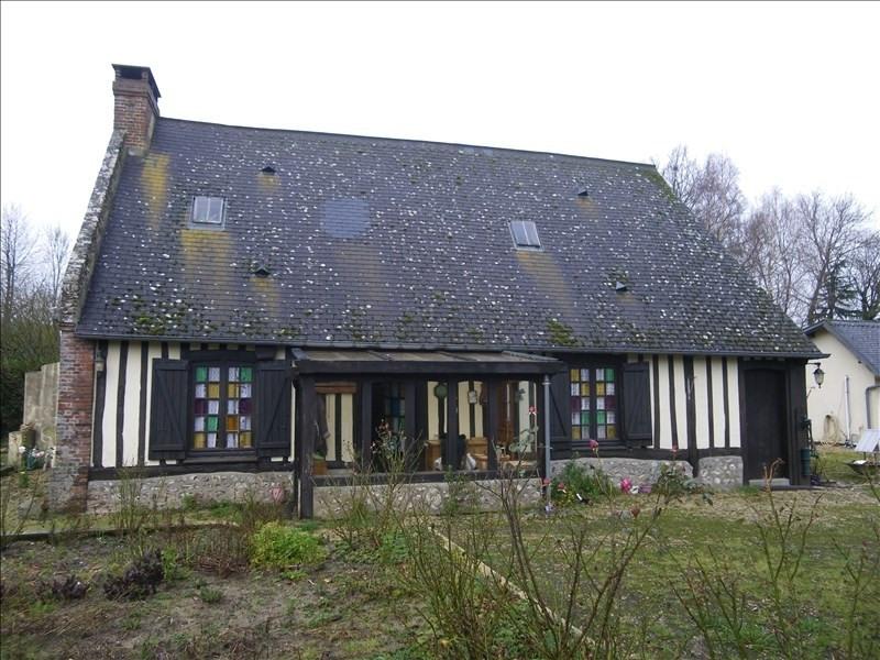 Vente maison / villa Fauville en caux 159000€ - Photo 1