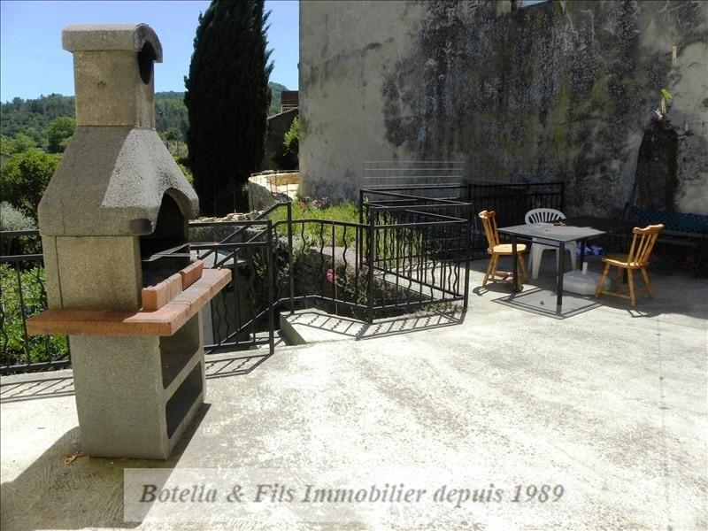 Rental house / villa Sabran 580€ CC - Picture 2