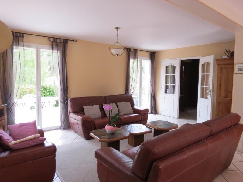 Vente maison / villa Parmain 630000€ - Photo 2