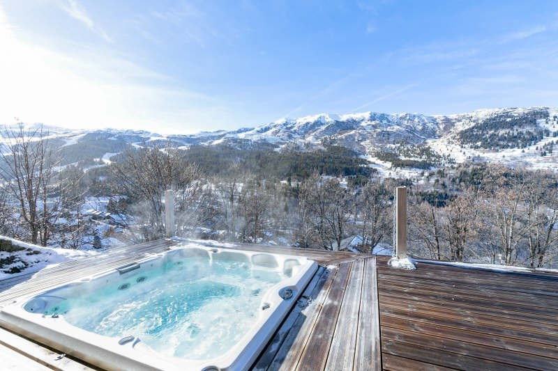 Vente de prestige maison / villa Meribel 3 400 000€ - Photo 5