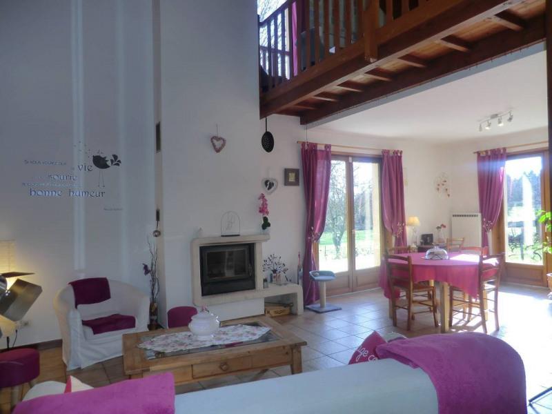 Vente maison / villa Saint-marcel-bel-accueil 377000€ - Photo 2