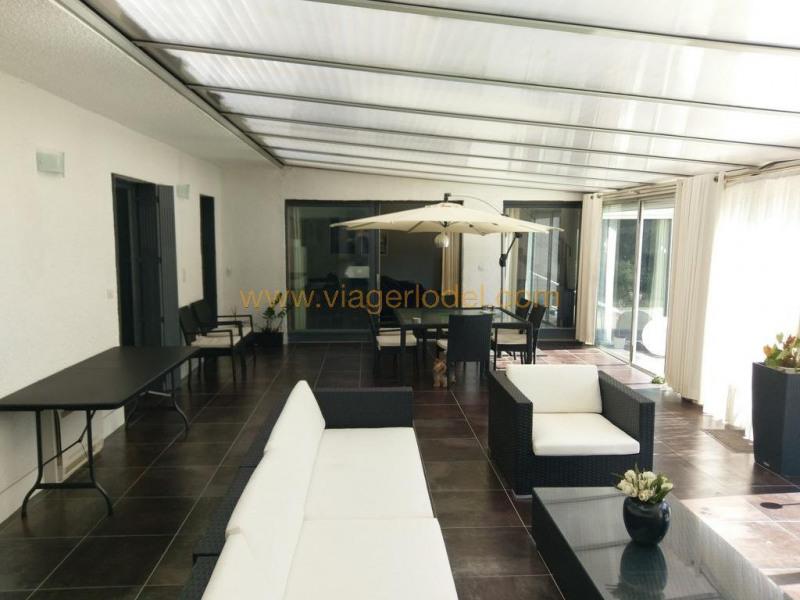 Vendita nell' vitalizio di vita casa Sussargues 150000€ - Fotografia 9