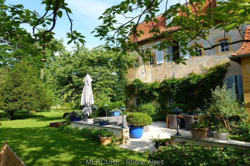 Vente de prestige château Charlieu 1160000€ - Photo 5