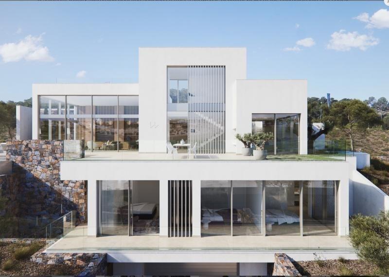 Vente de prestige maison / villa Orihuela 2075000€ - Photo 3