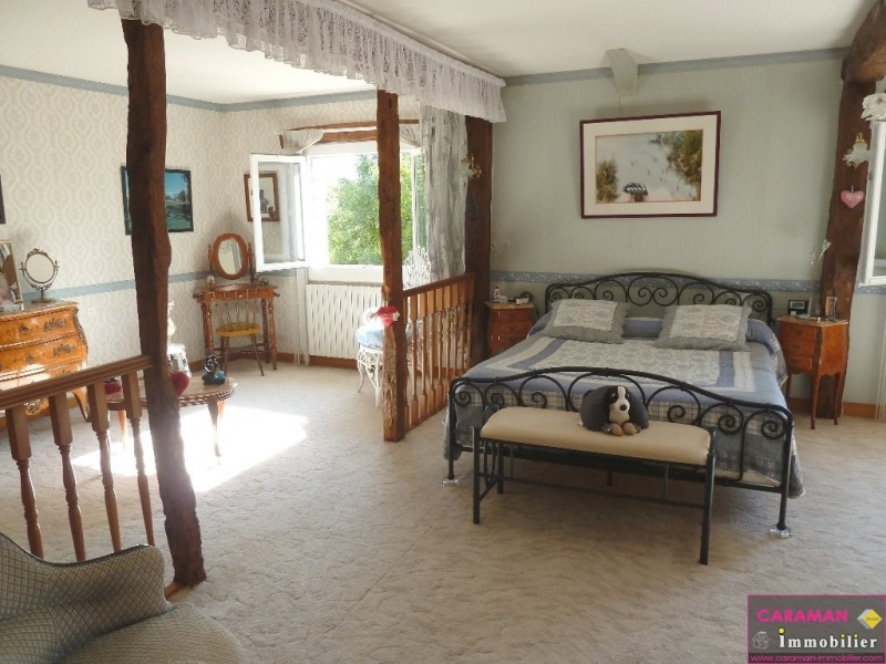 Deluxe sale house / villa Caraman  10 minutes 569 000€ - Picture 7