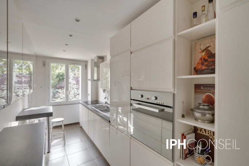Deluxe sale apartment Neuilly-sur-seine 1 040 000€ - Picture 4