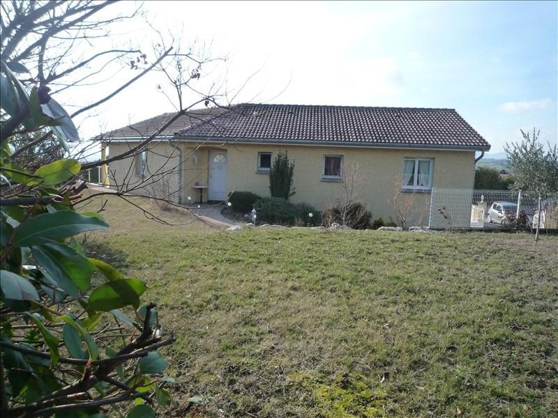 Verkoop  huis Reventin vaugris 370000€ - Foto 9