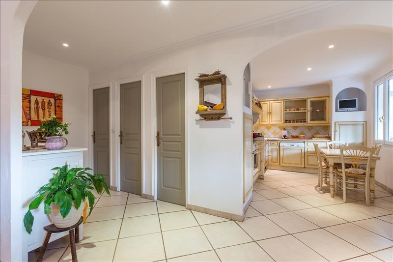 Vente maison / villa Pourrieres 375000€ - Photo 2