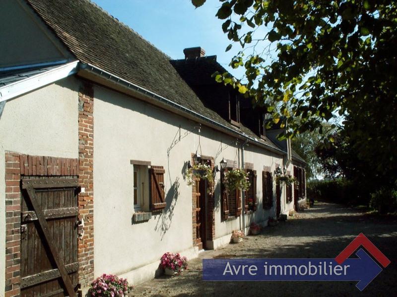 Vente maison / villa Verneuil d'avre et d'iton 205000€ - Photo 1