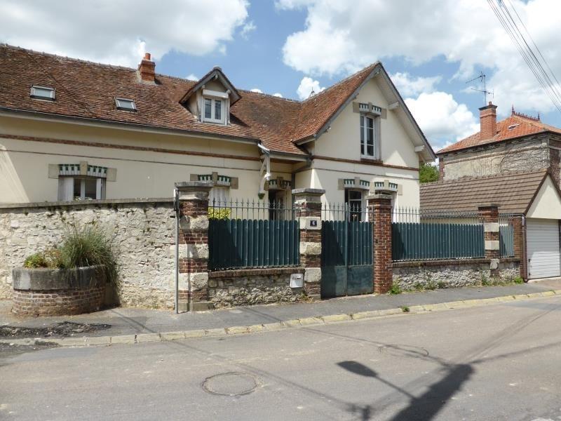 Sale house / villa Crepy en valois 420000€ - Picture 1