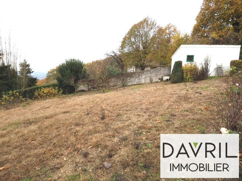 Revenda terreno Chanteloup les vignes 169000€ - Fotografia 5
