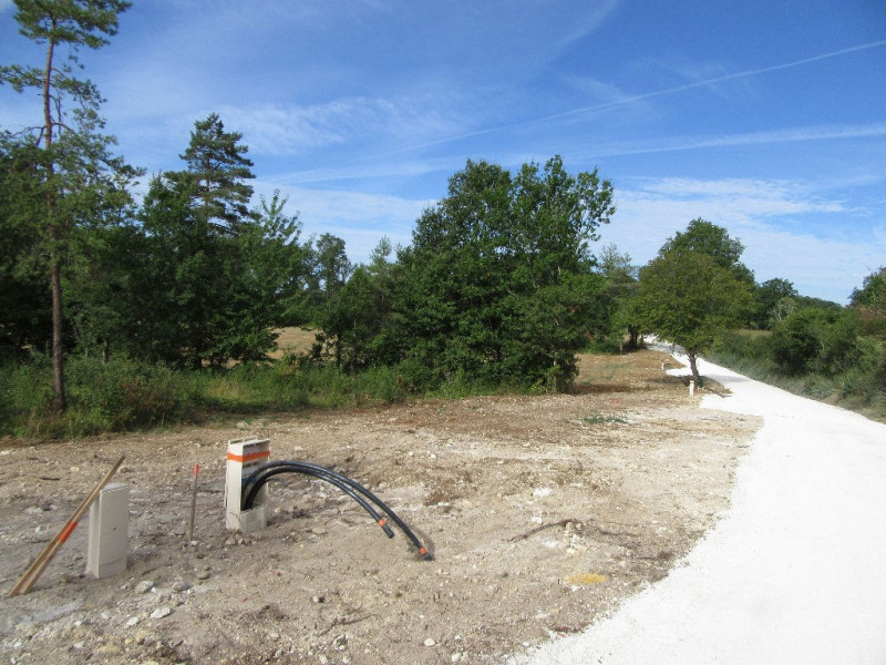 Vente terrain Sorges 41000€ - Photo 1