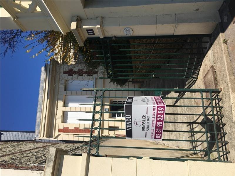 Vente maison / villa Trouville sur mer 466000€ - Photo 7