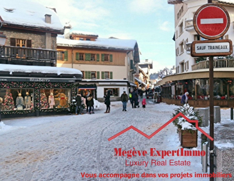 Vente fonds de commerce boutique Megeve 191 800€ - Photo 1