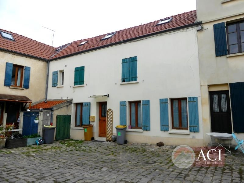 Vente maison / villa Montmagny 267500€ - Photo 1