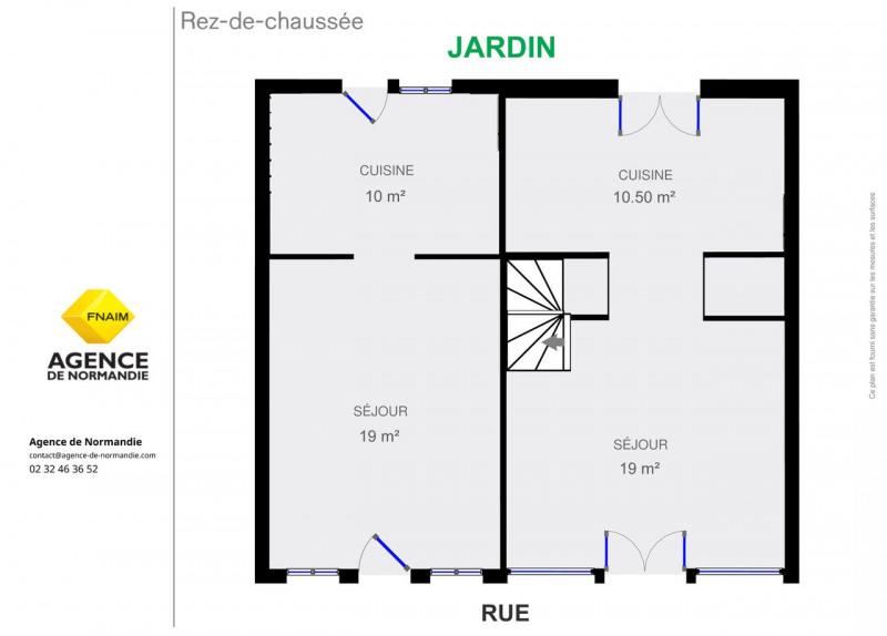 Produit d'investissement maison / villa Montreuil-l'argillé 33500€ - Photo 3