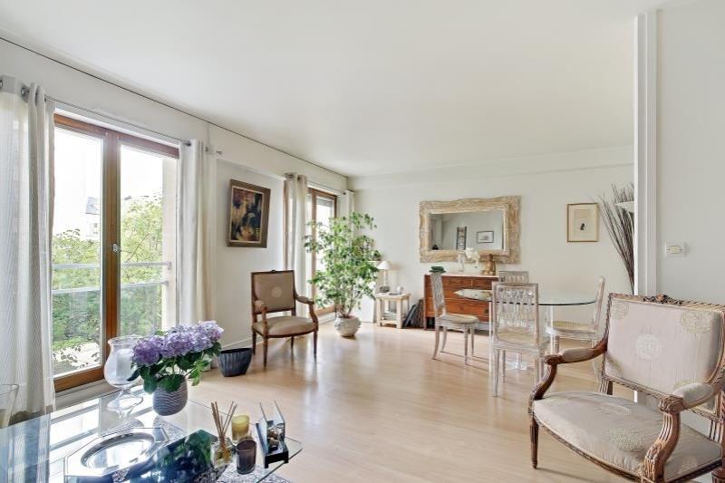 Vente appartement Versailles 757000€ - Photo 2