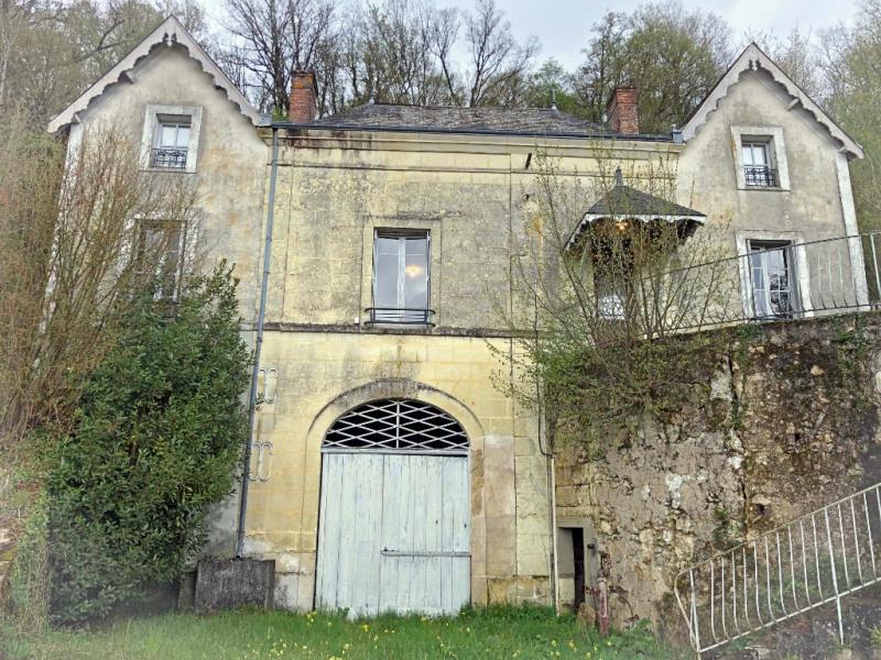Sale house / villa La chartre sur le loir 140000€ - Picture 1