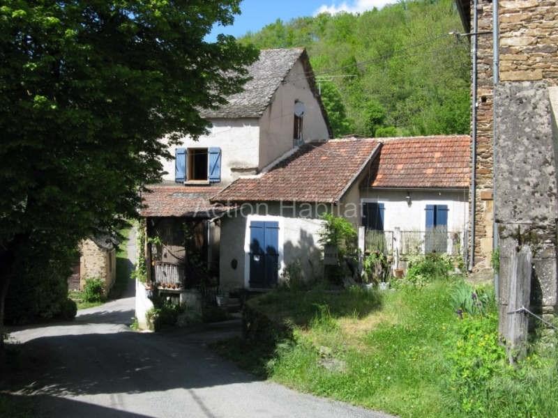 Vente maison / villa Montirat 55000€ - Photo 1