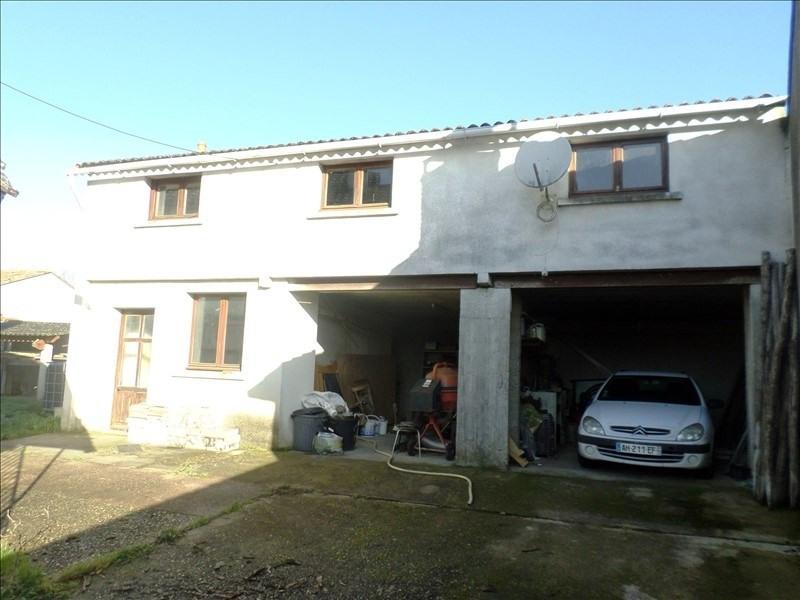 Vente maison / villa Bignoux 171000€ - Photo 5