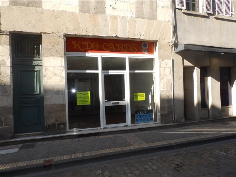 Vermietung büro Moulins 800€ HT/HC - Fotografie 1