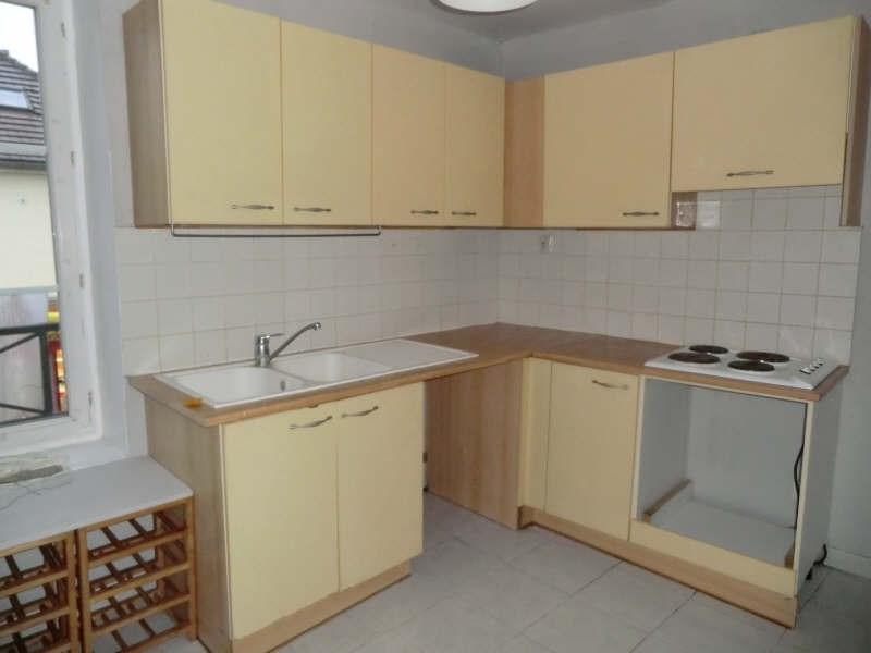 Sale apartment Coye la foret 155000€ - Picture 2