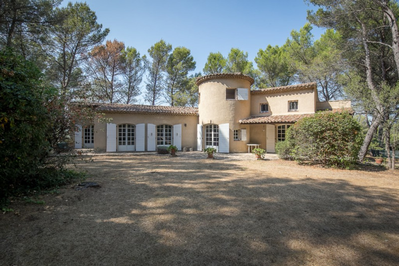 Vente de prestige maison / villa Cabries 750000€ - Photo 1