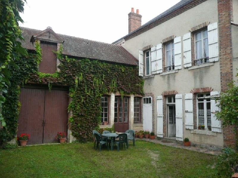 Sale house / villa Aubigny sur nere 215000€ - Picture 1