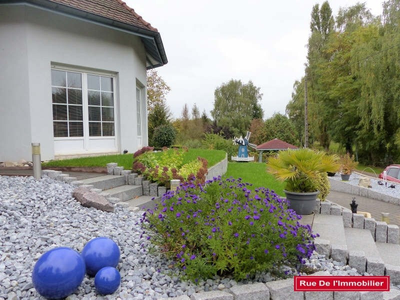 Sale house / villa Kutzenhausen 363500€ - Picture 2