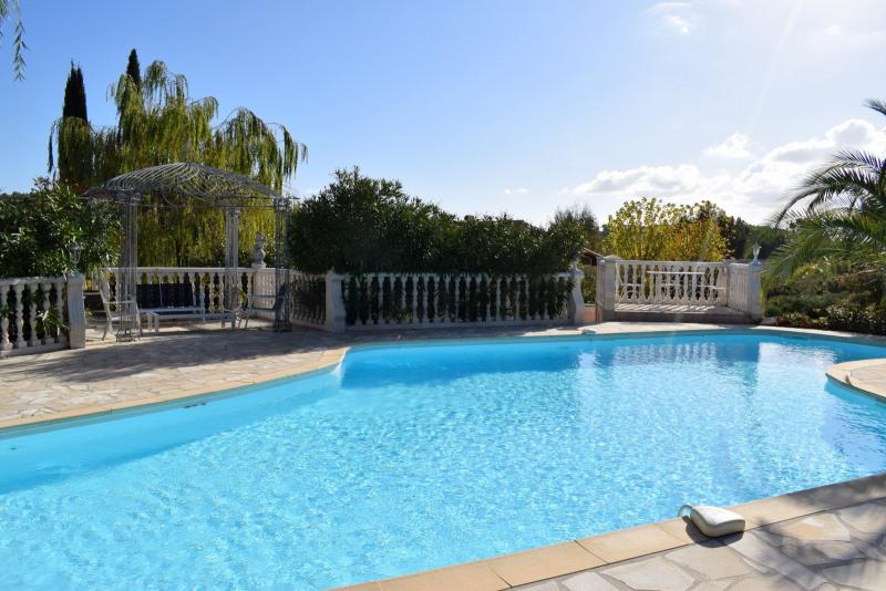 Revenda residencial de prestígio casa Montauroux 586000€ - Fotografia 4