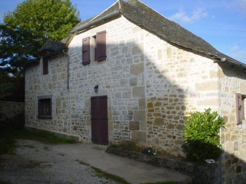 Location maison / villa Rodelle 636€ CC - Photo 1