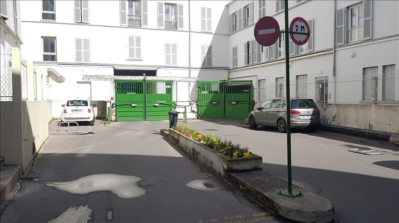 Location parking Paris 18ème 180€ CC - Photo 2
