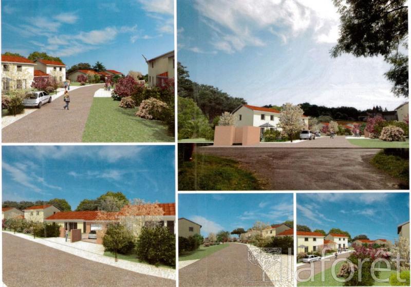 Sale house / villa St jean de bournay 209506€ - Picture 1