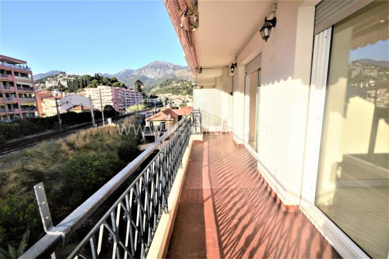 Sale apartment Menton 390000€ - Picture 1