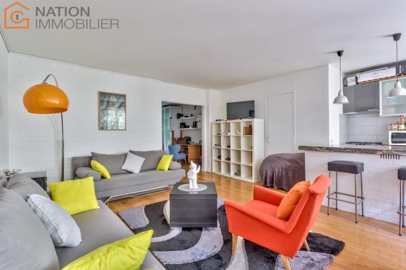 Vente appartement Paris 20ème 690000€ - Photo 3