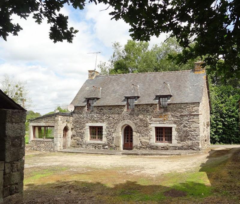 Sale house / villa Saint nicolas du pelem 110000€ - Picture 2