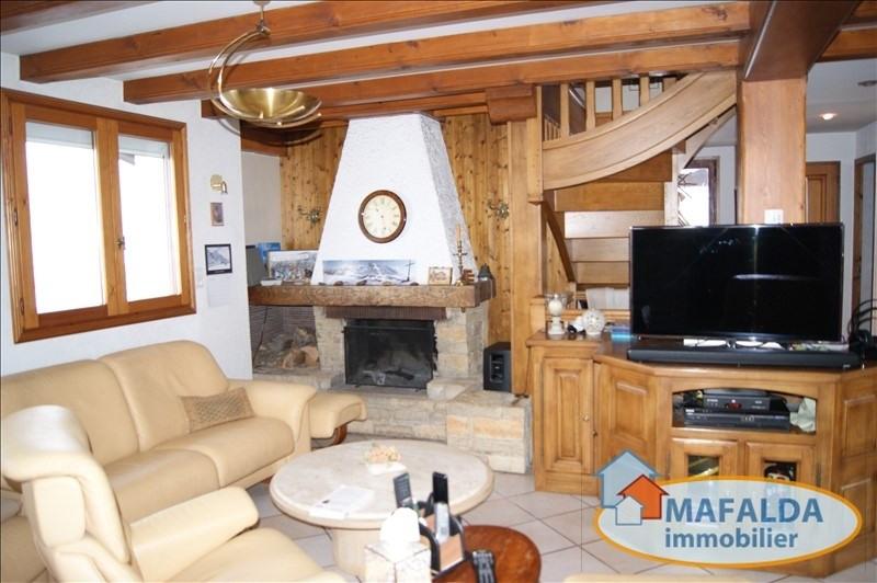 Vente maison / villa Mont saxonnex 499000€ - Photo 4