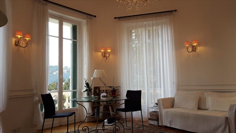 Deluxe sale apartment Menton 820 000€ - Picture 1