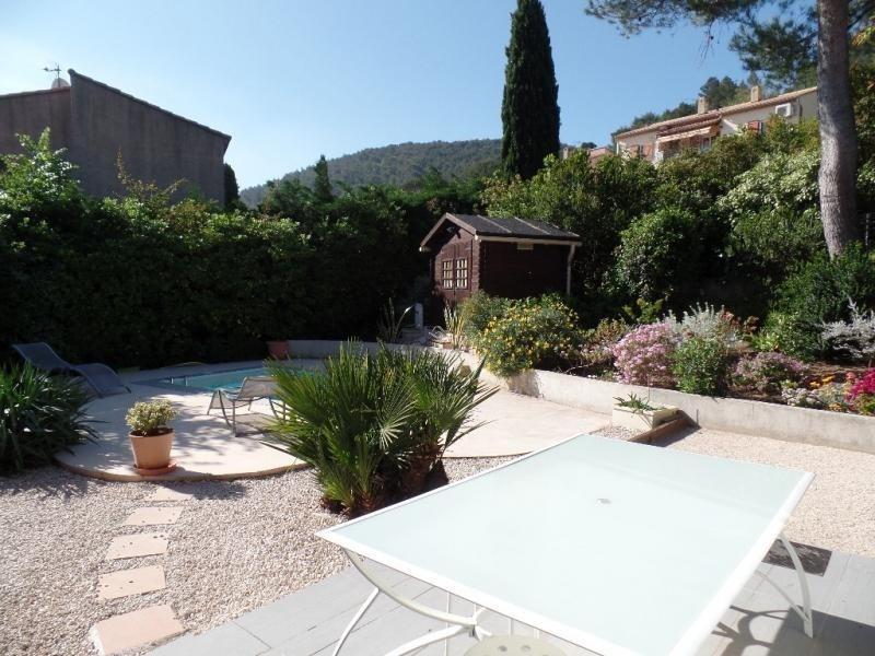Vente maison / villa La crau 494000€ - Photo 12