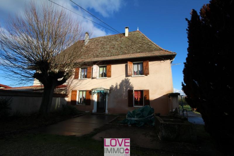 Vente maison / villa Dolomieu 172000€ - Photo 1