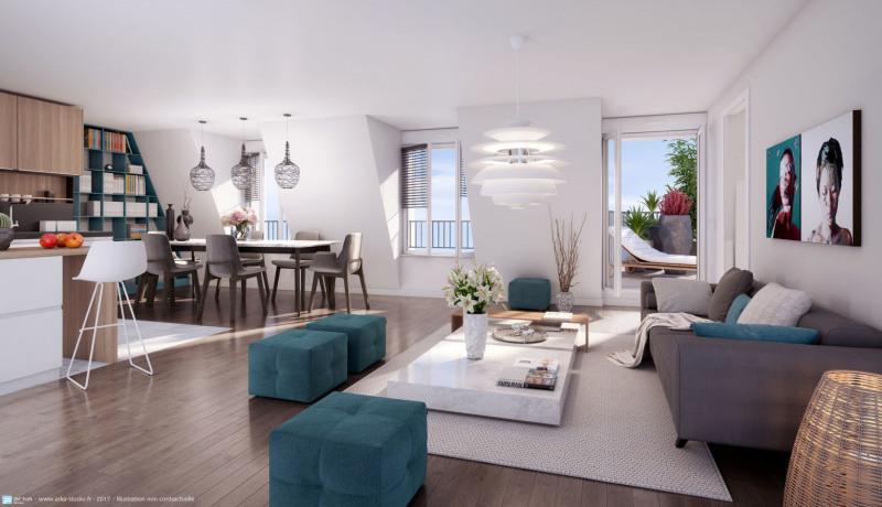 Vente appartement Nogent-sur-marne 300000€ - Photo 1