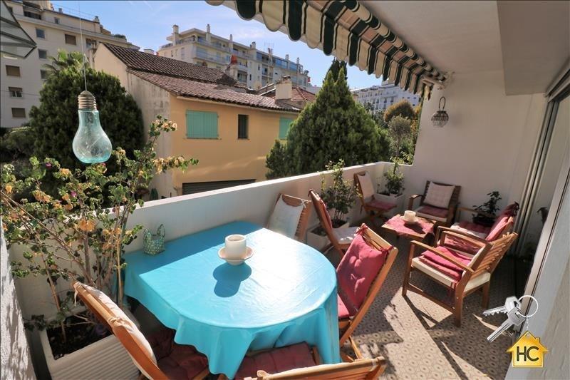 Sale apartment Cannes 477000€ - Picture 2