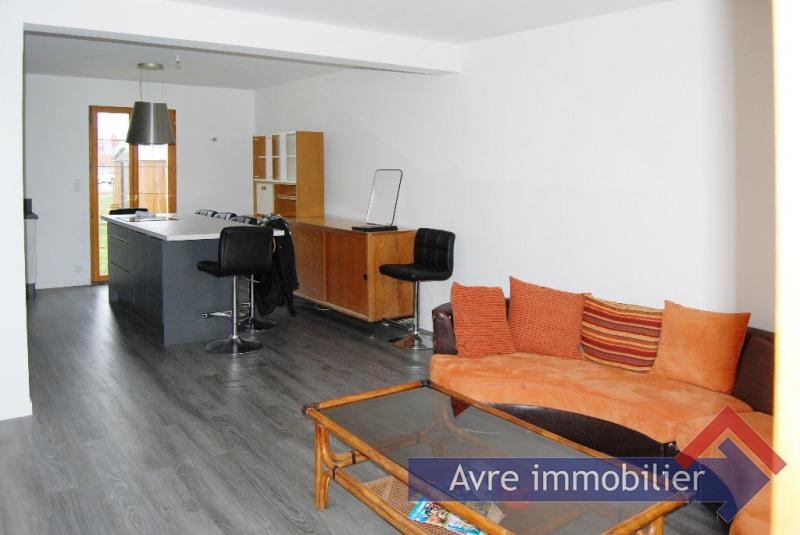 Vente maison / villa Verneuil d'avre et d'iton 158500€ - Photo 2