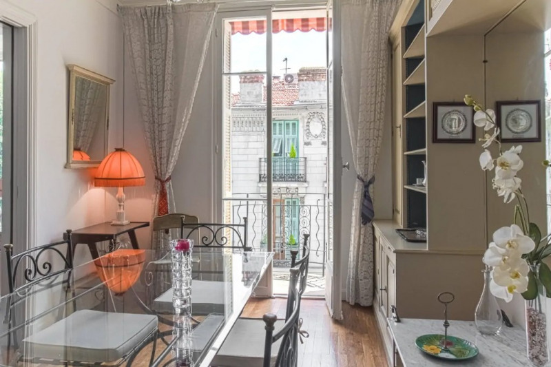Vente de prestige appartement Nice 580000€ - Photo 2