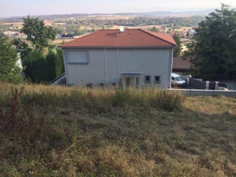 Revenda terreno Grenay 139000€ - Fotografia 1