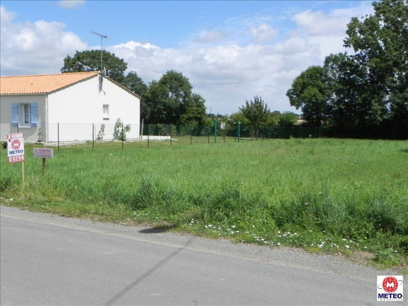 Sale site Le bernard 59 950€ - Picture 1