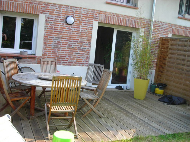 Rental apartment Pibrac 757€ CC - Picture 1